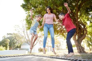 Outdoor Trampoline im Test und Vergleich