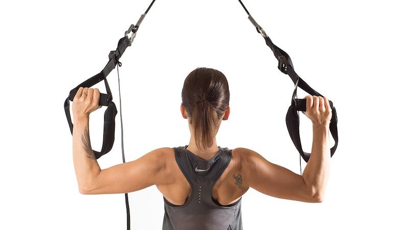 Sling-Trainer Rückenfitness