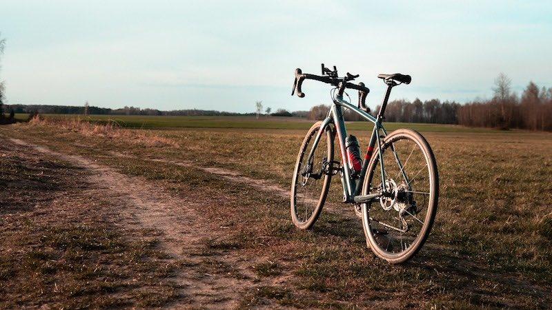Gravel Bike im Gelände
