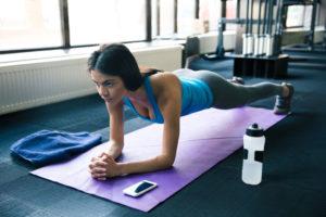 Gymnastikmatte Test auch Fitnessmatte oder Sportmatte