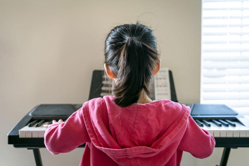 Kinder Keyboard Test und Vergleich