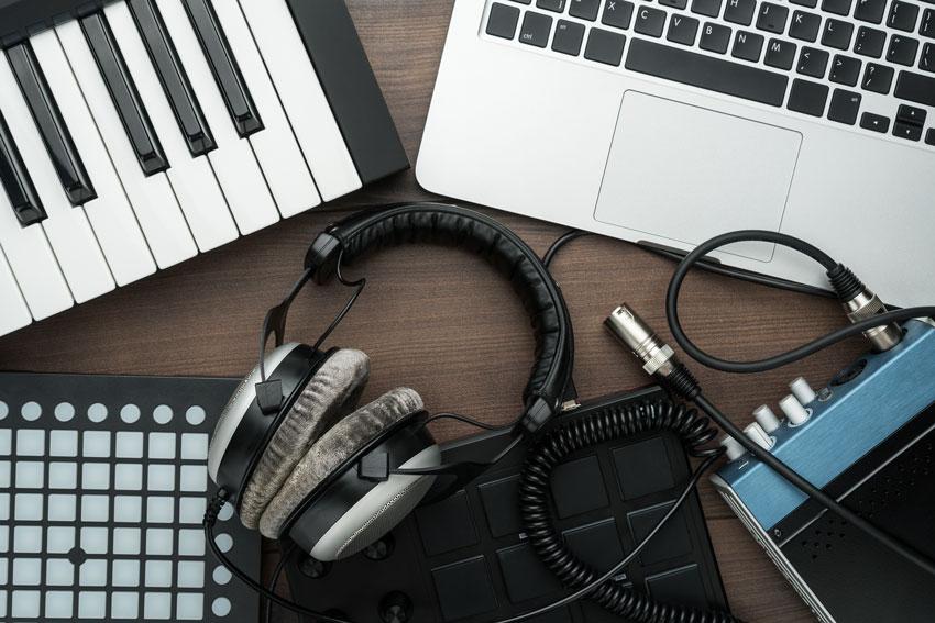 MIDI Keyboard Test und Vergleich