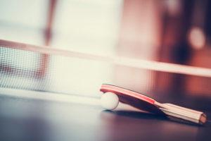 Outdoor Tischtennisplatte Test