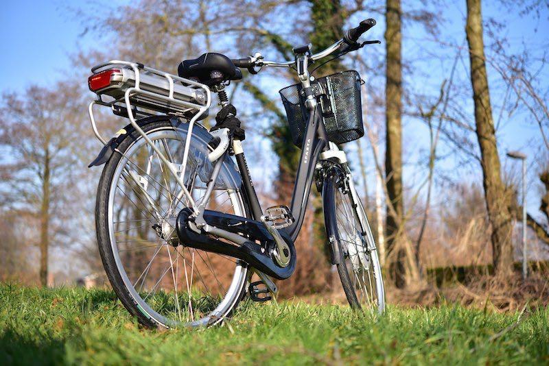E-Bikes sind in verschiedenen Fahrradtypen verfügbar