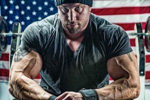 Kreatin Extreme Bodybuilding Mann