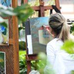 Acrylfarben eignen sich für Hobbymaler und Künstler