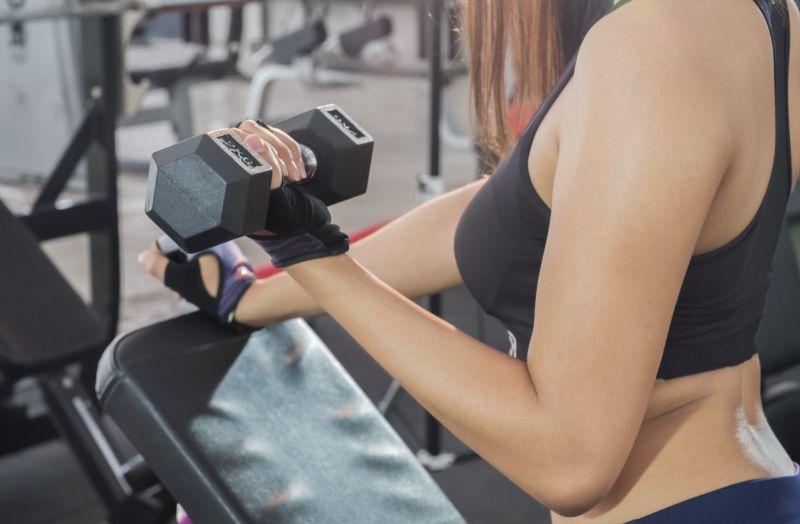 Welches Material ist für Fitnesshandschuhe am besten?