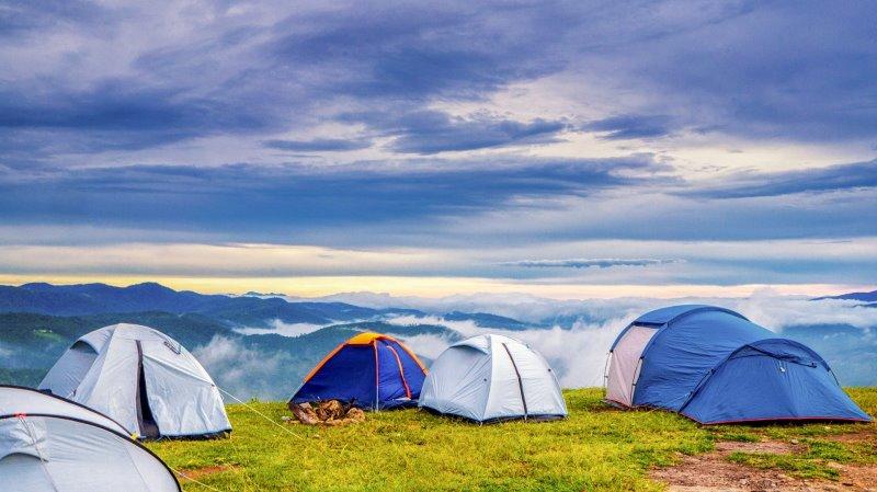 Vorteile verschiedener Pop-up-Zelte