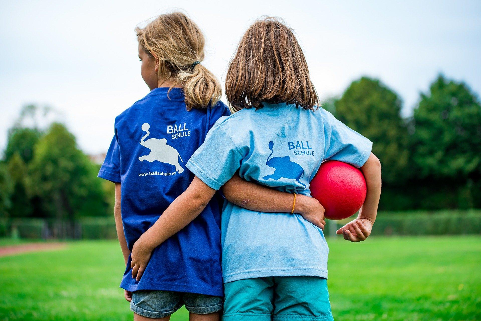 Handball Kinder Ballgröße Vergleich