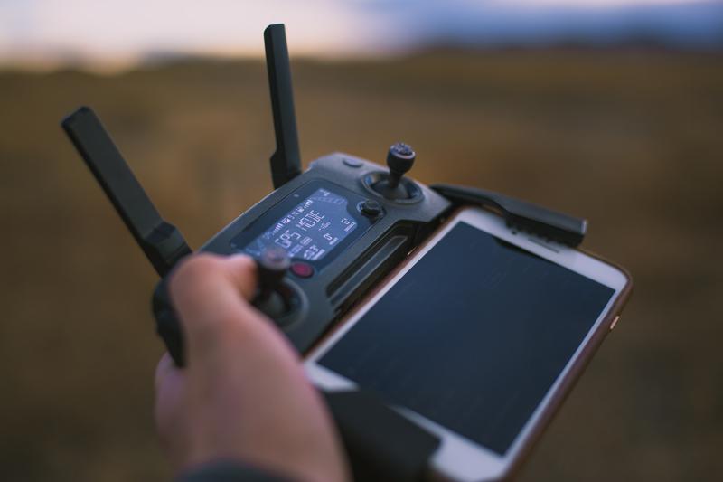 Controller einer Drohne