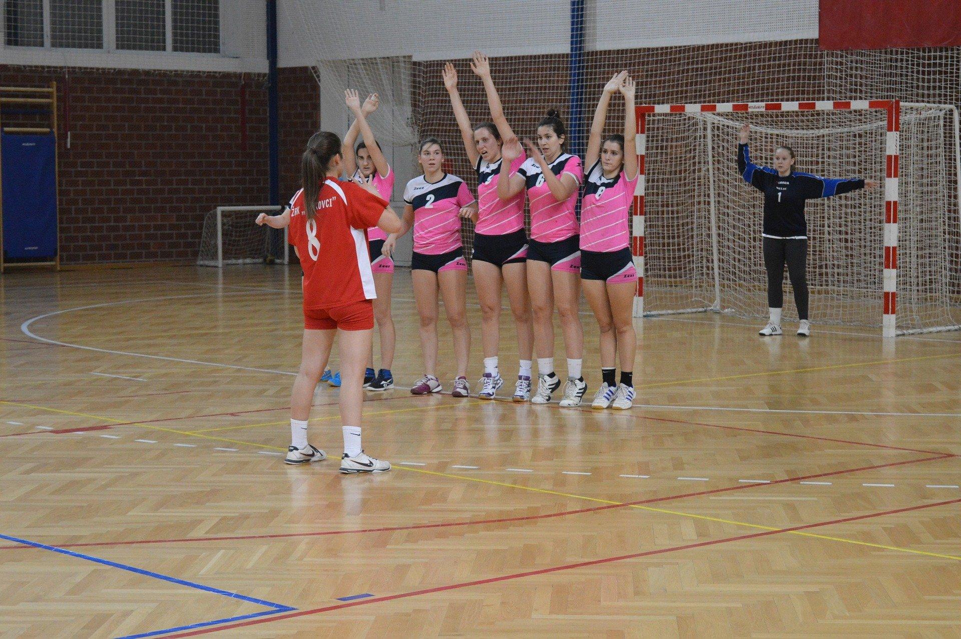 Handball Frauen Bundesliga Test