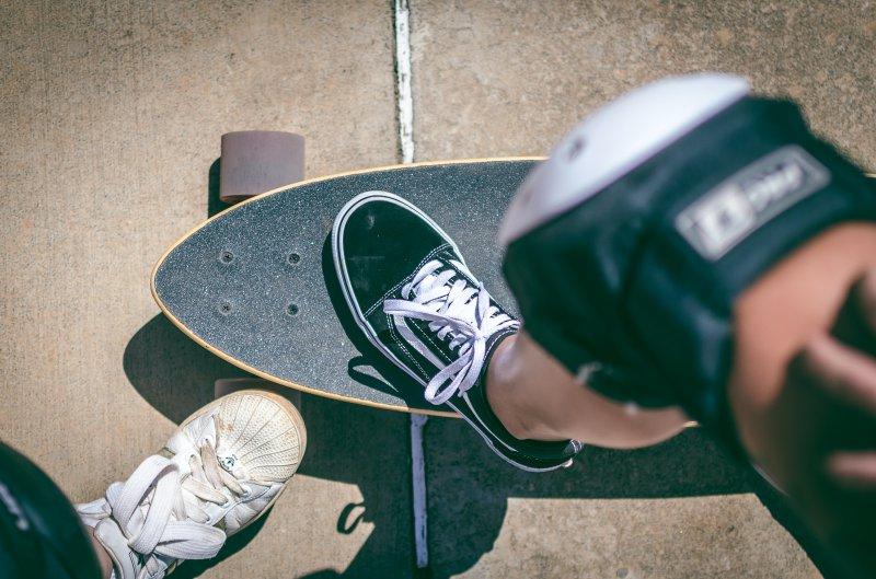Protektoren beim Skaten