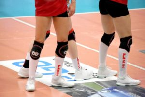 Knieschoner fürs Volleyball