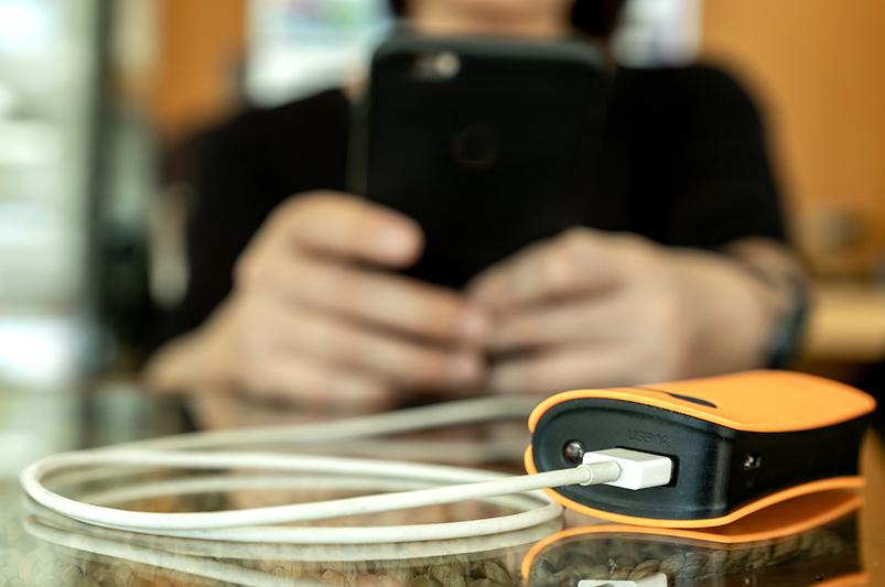 Powerbank – Handy Akku unterwegs aufladen