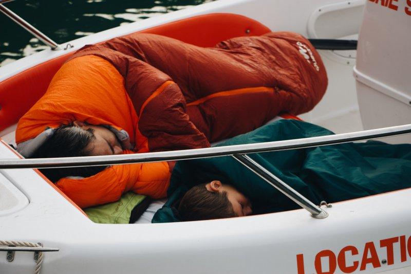 Schlafsack für hohe Luftfeuchtigkeit
