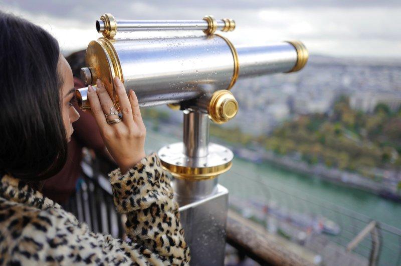 Teleskop für astronomische Beobachtungen