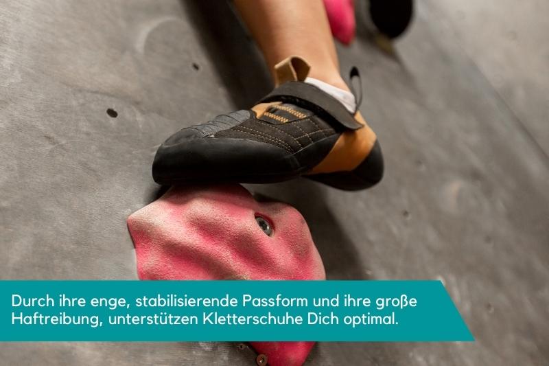Kletterschuhe: Test, Vergleich und Kaufratgeber