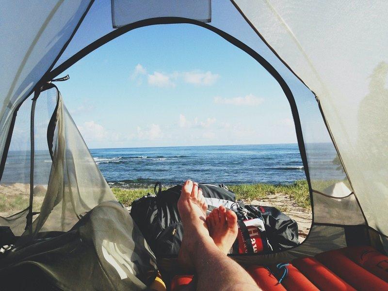 Im Luftmatratze Test: Camping Luftmatratzen