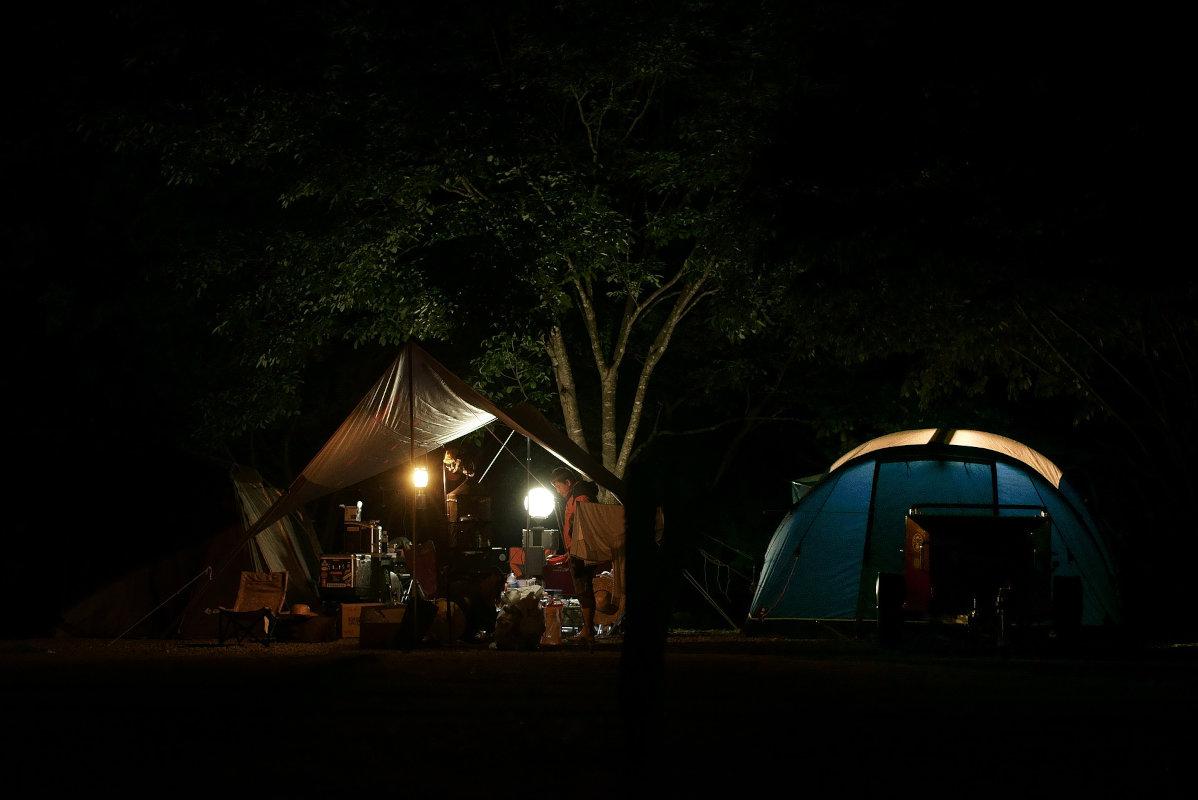 Campinglampen zum Aufhängen