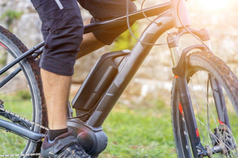 Elektro Crossbike Akku