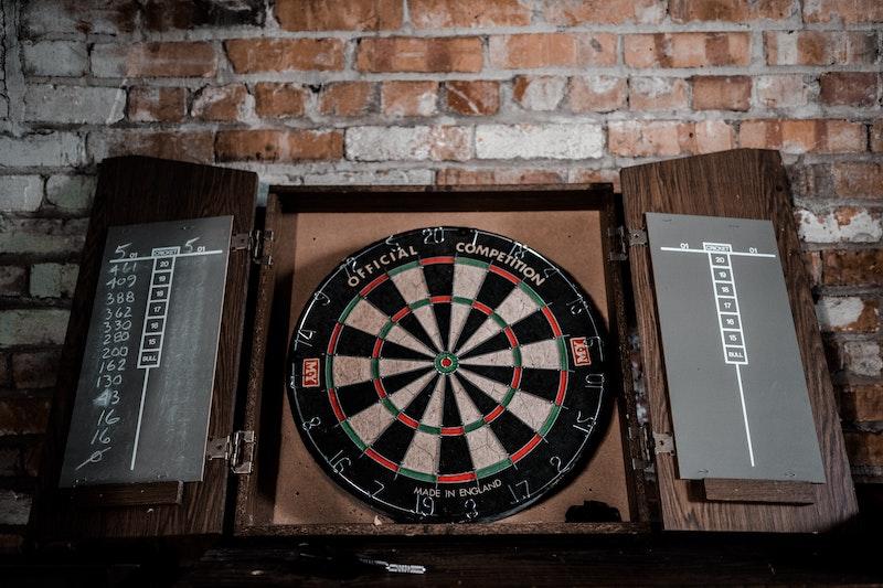 Elektronische Dartscheiben machen das Dartspiel einfacher