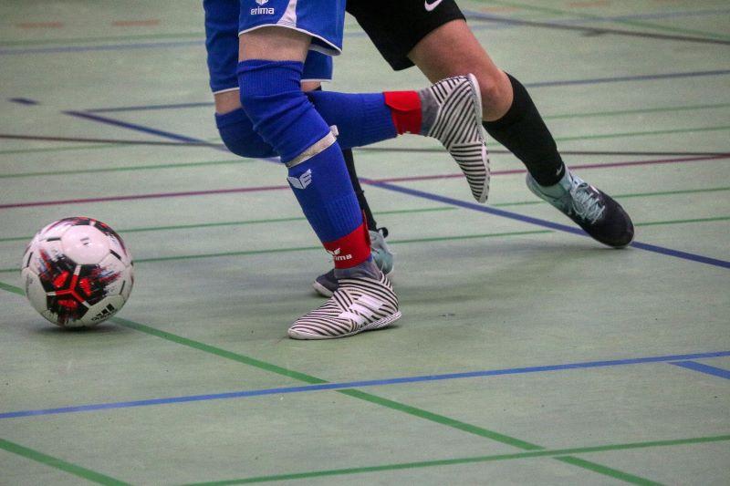 Fußball Halle