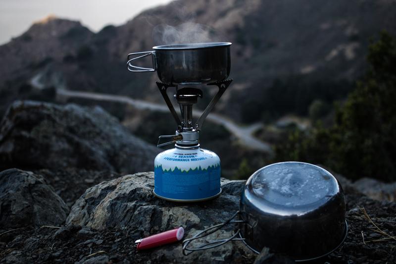 Camping Gaskocher im Test