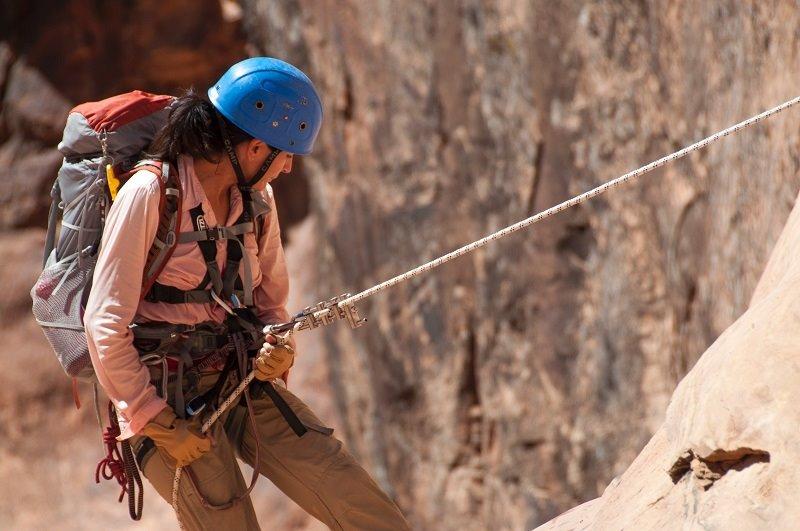 Im Luftmatratze Test: Klettergurte für Frauen