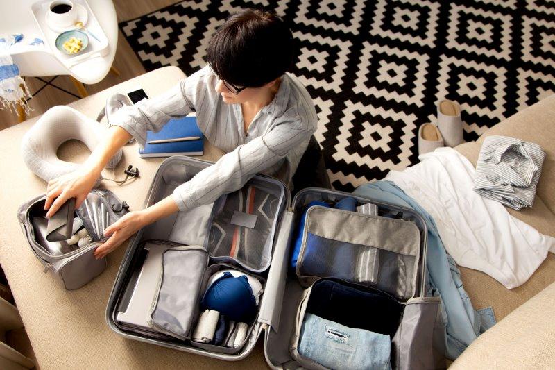 Koffer-Organizer-Set
