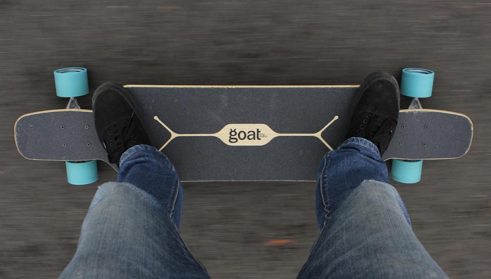 Longboard Foto