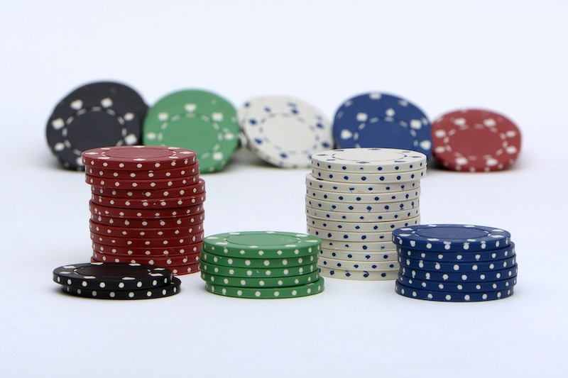 Pokerchips - Pokerset - Pokerkoffer