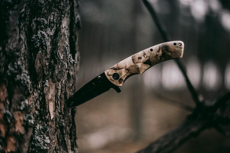 Survival Kit Taschenmesser