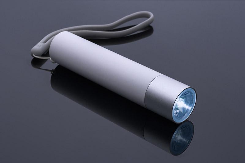 Taschenlampen sind sehr nützlich. Taschenlampe für Haushalte