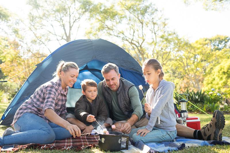 Familienzelt: Test, Vergleich und Kaufratgeber.