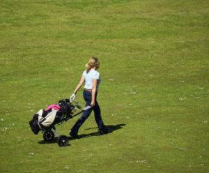 Golf-Trolleys im Test