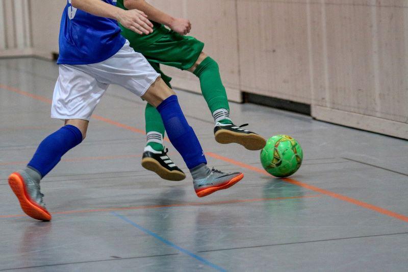Jugend Hallenfußball