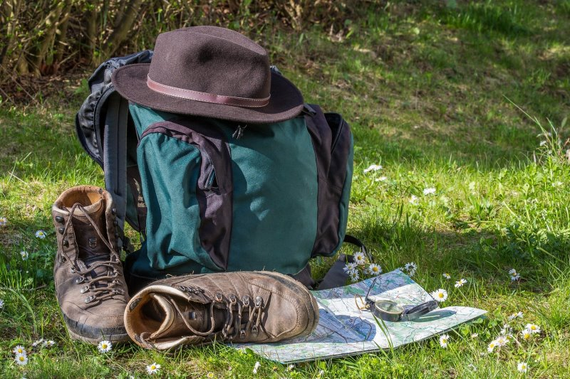 Was gehört in den Rucksack?