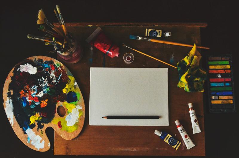 Einfache und kreative Acrylbilder: Ideen für Anfänger  heyhobby.de