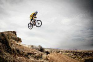 BMX Sprung