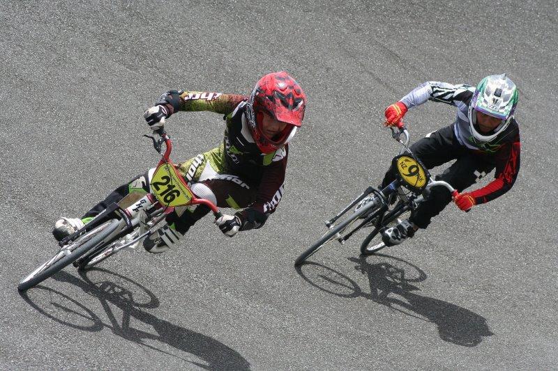 BMX Race Wettbewerb