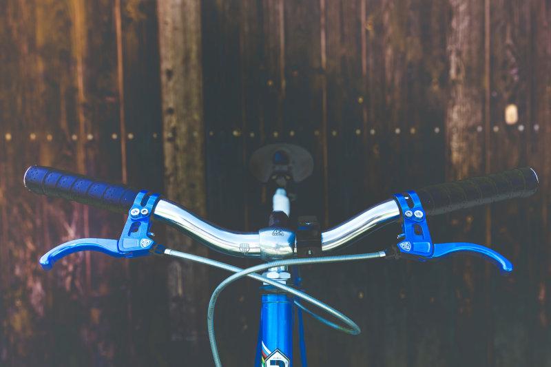 Handbremse beim Cityrad