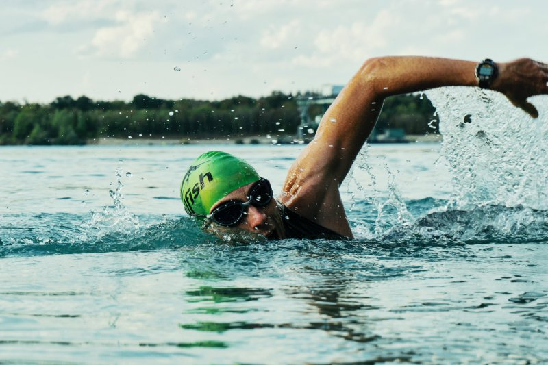 Brustgurte für den Triathlon