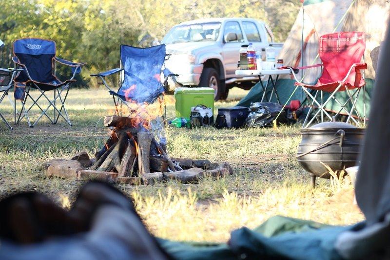 Camping für Anfänger: Camping-Ausrüstung