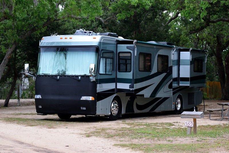 Camping für Anfänger: Wohnmobil