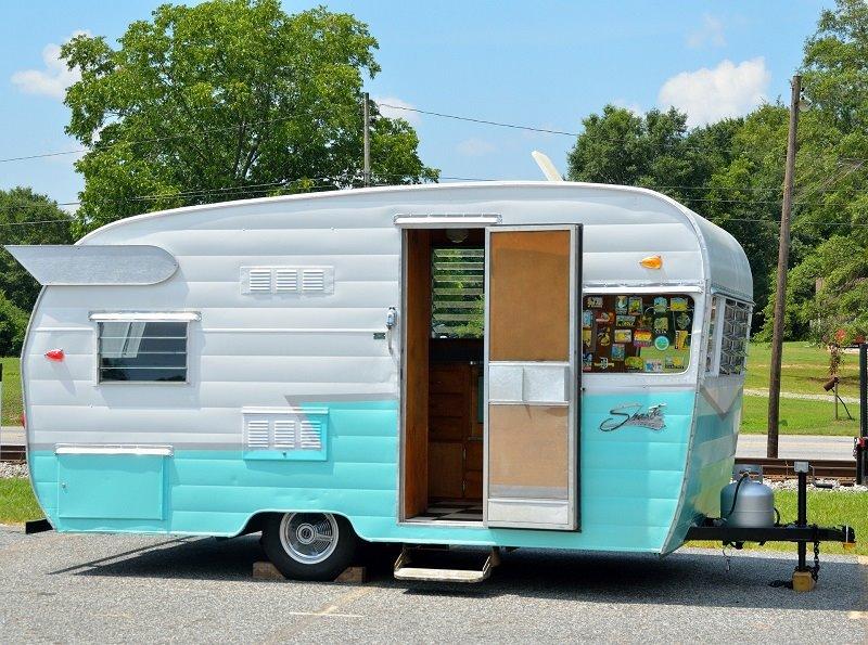 Camping für Anfänger: Wohnwagen