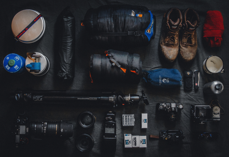 Campingzubehör für den nächsten Campingtrip