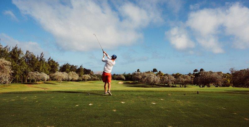 Golfuhr