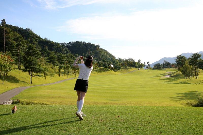 Golfuhr spielen