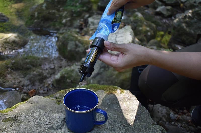 Outdoor Wasserfilter im Test
