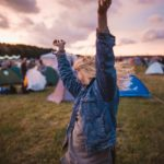 Festival Zelte Test
